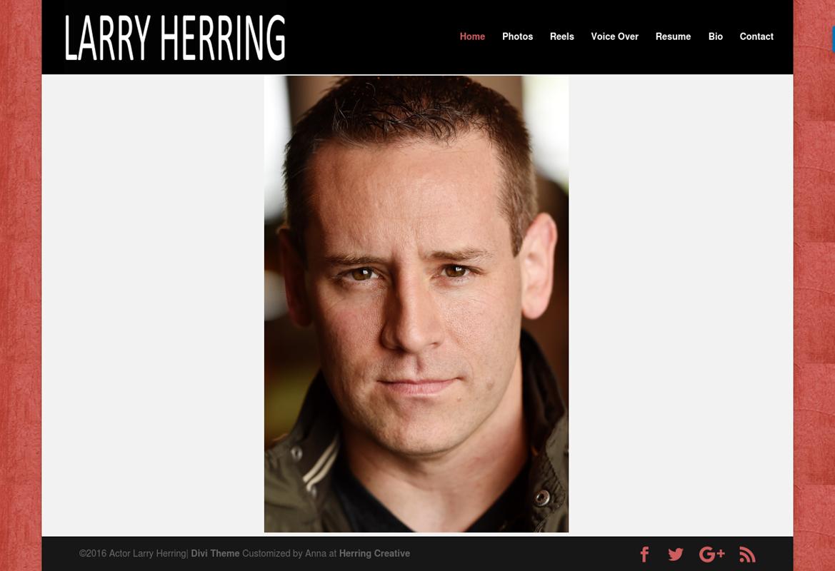 actor larry herring