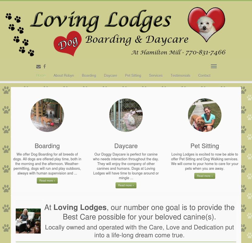 loving lodges